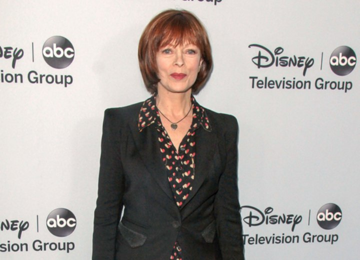 Frances Fisher - Youthful look for a 60 plus woman