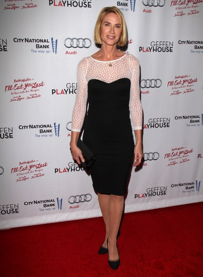 Kelly Lynch Short Hair Brush Cut Picture Of Hairstyles