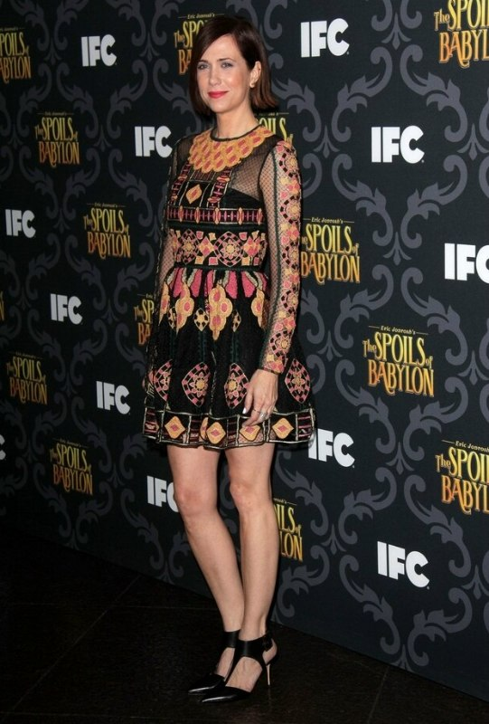 Kristen Wiig | Short hairstyle for a 40 year old woman ...
