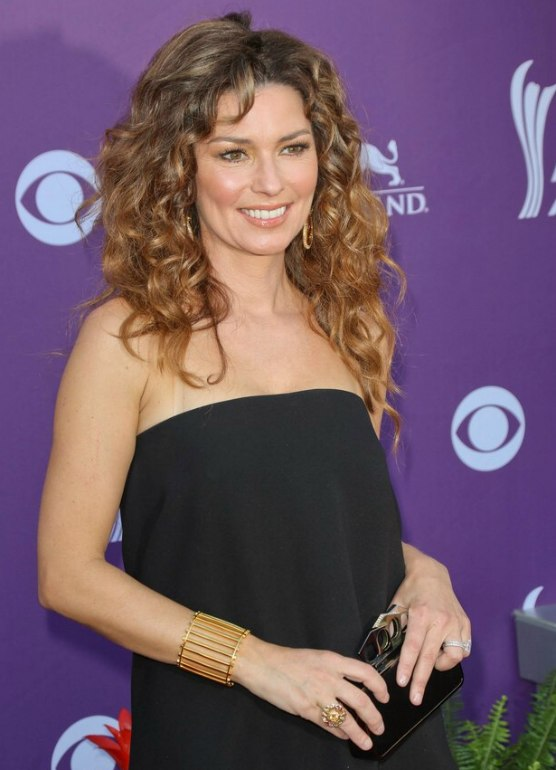Shania Twain In Her Late Forties