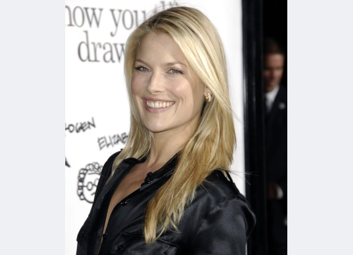 Ali Larter - Long California inspired hairstyle