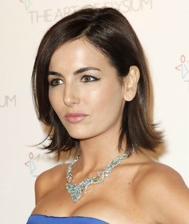 Camilla Belle ears