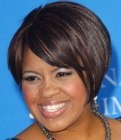 Hairstyle for short black hair - Chandra Wilson
