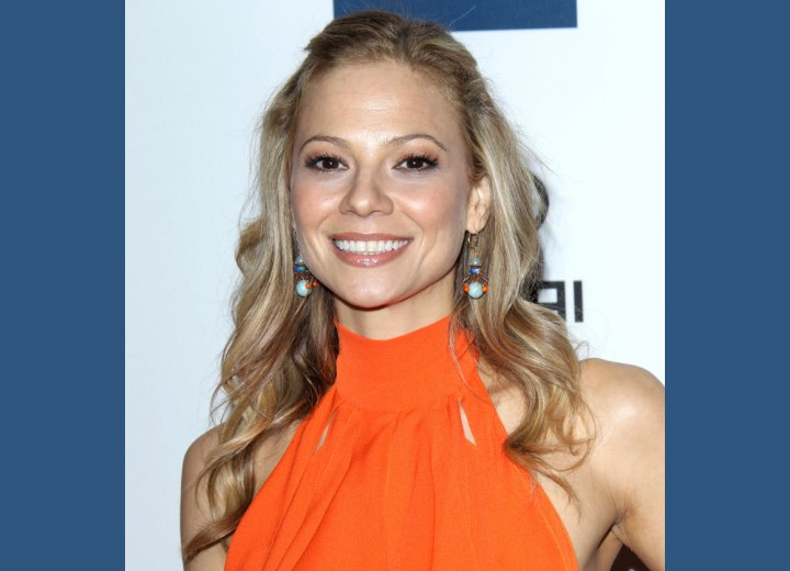 Tamara Braun - Young hairstyle for long hair