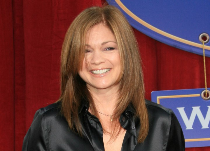 Valerie Bertinelli - Hairstyle for women aged over 40