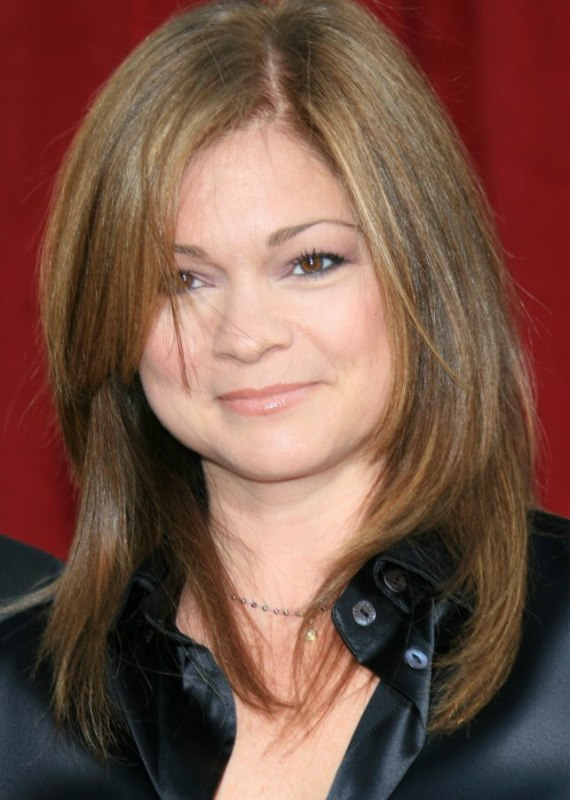 ... women Valerie Bertinelli - Young hairstyle for long hair ...