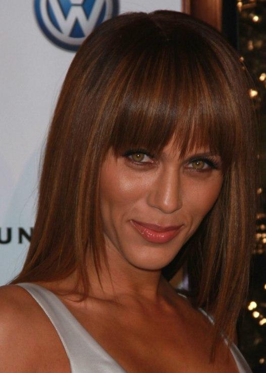Nicole Ari Parker Hair
