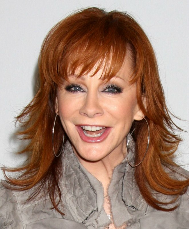 Apologise, but, mature reba mcentire was