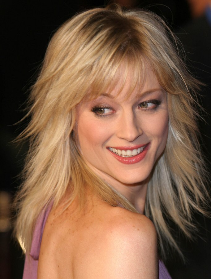 Teri Polo | Long straightened hair and long hair with