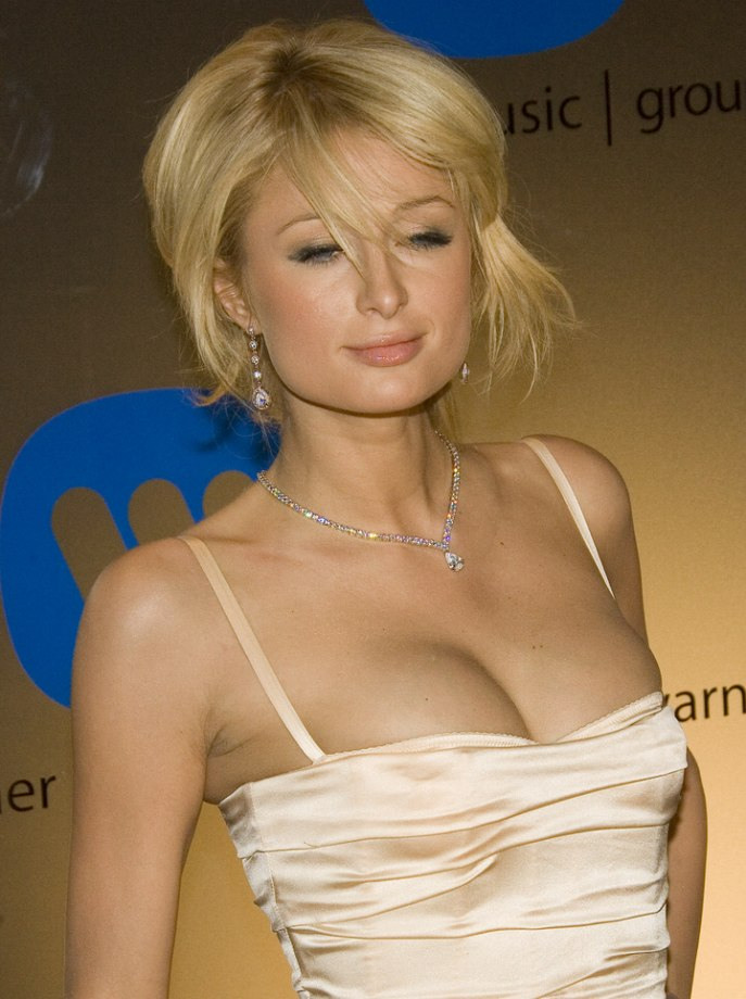 Paris Hilton With Short Hair