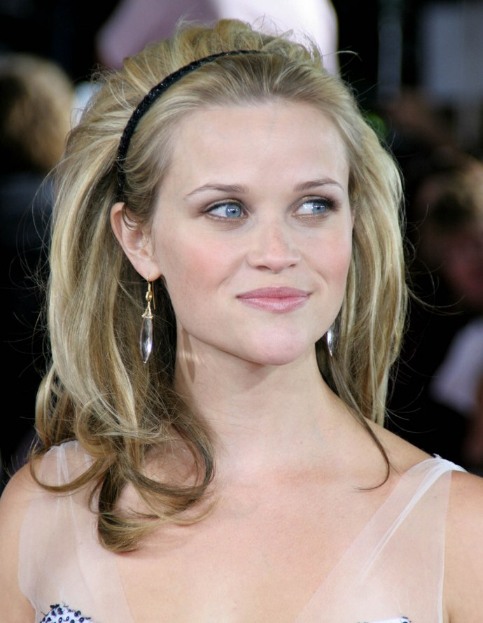 Hairstyles From The Movie Sparkle Reese Witherspoon