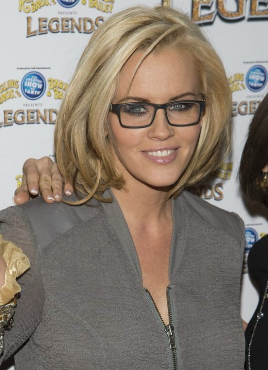 Jenny mccarthy wearing glasses
