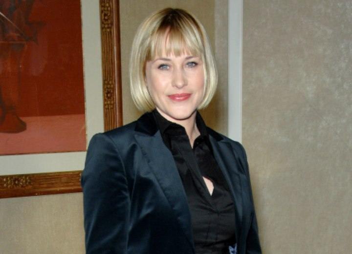 Professional look for women - Patricia Arquette