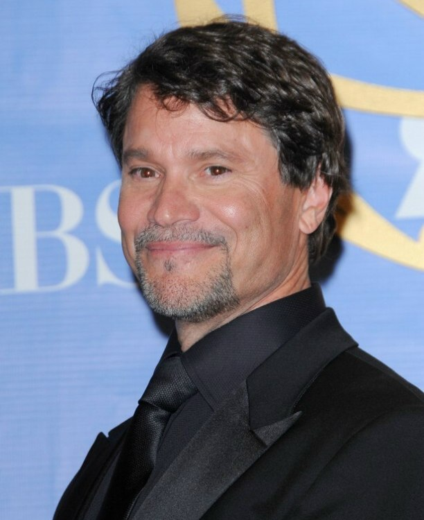 Peter Reckell With His Hair Half Way Over His Ears