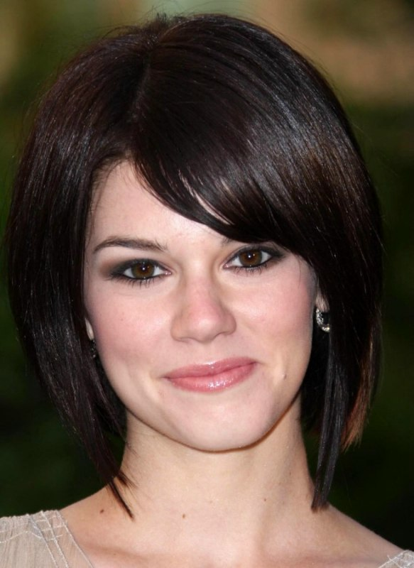 Collection of Neck Length Haircuts For Fine Hair   Neck ...