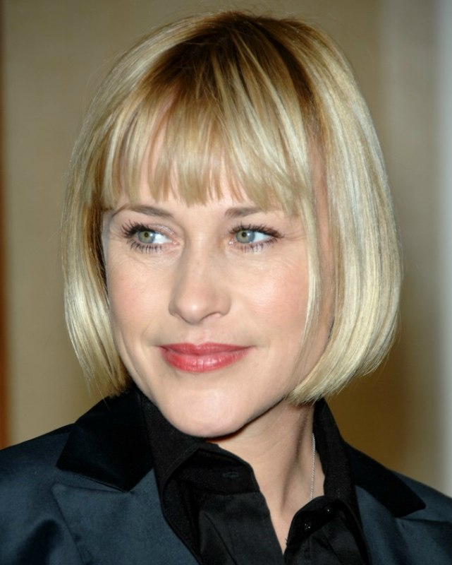 Patricia Arquette | Professional look with a short bob