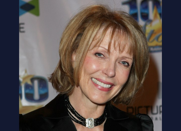 Susan Blakely - Mature hairstyle with youthfulness