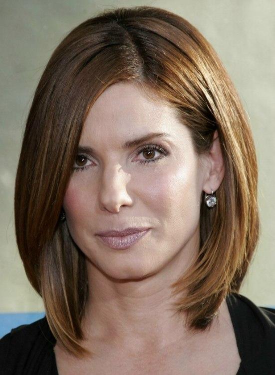 Sandra Bullock Short Hairstyles Best Short Hair Styles