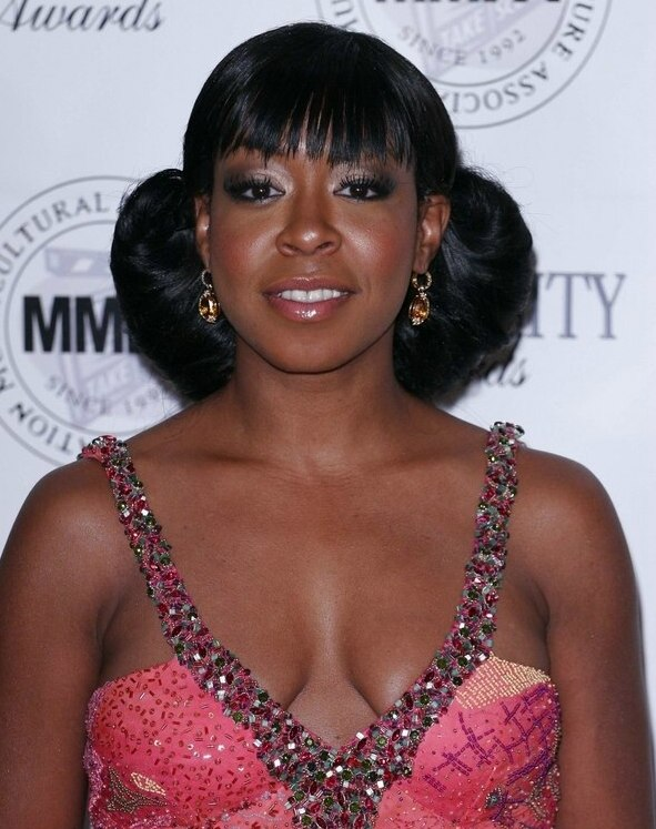 Tichina Arnold Her Hair Put Such Way