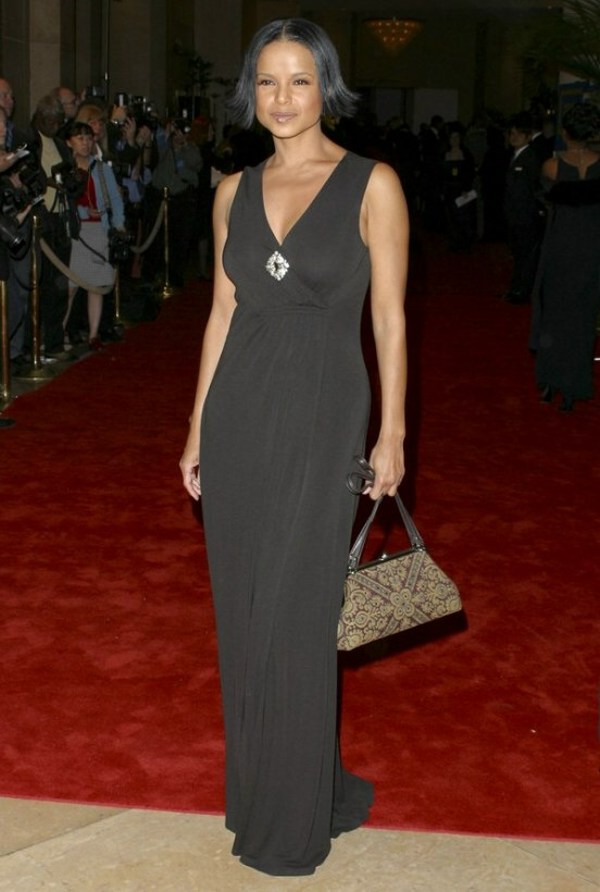 Victoria Rowell S Short Haircut With The Ends Turned Out