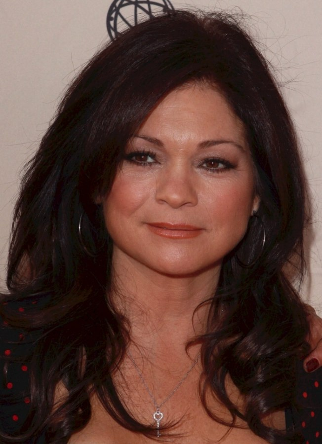 Valerie Bertinelli Long Hair That Makes A 50 Plus Woman Look Younger
