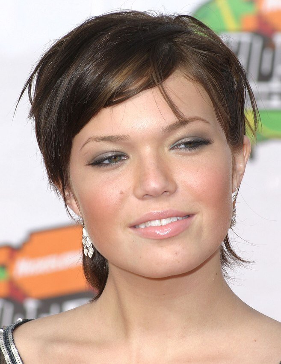 Mandy Moore Short Hair