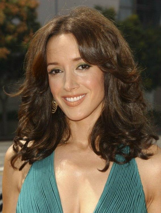 Jennifer Beals Her Hair Easy Curls Swing
