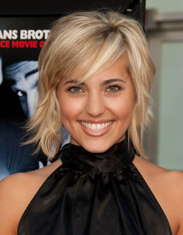 Jenna Elfman S New Short Haircut And Kherington Payne S