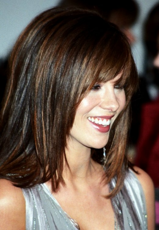 Kate Beckinsale Without Hair Extensions The gallery for -->...