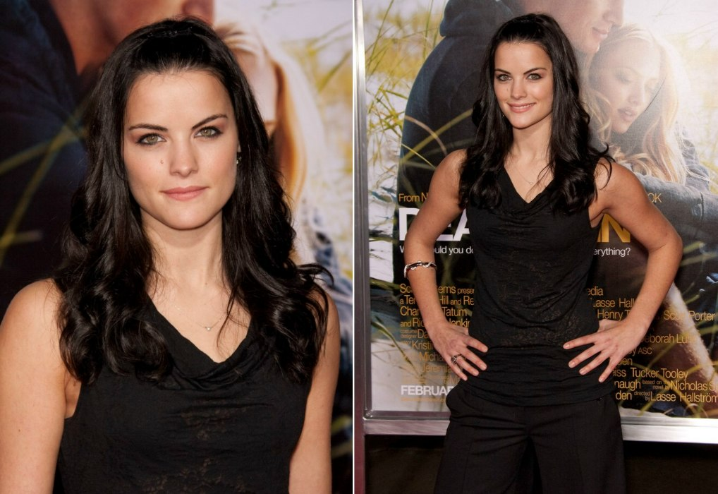 Jaimie Alexander | Simple long hairstyle for thick hair