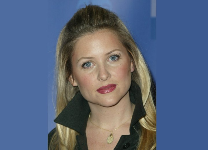 Jessica Capshaw's hair and hairline