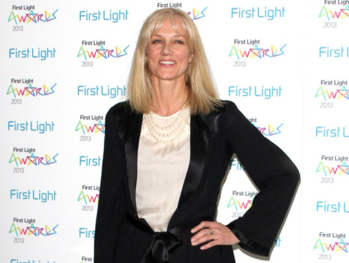 Joely Richardson - Modern and versatile hair for older women