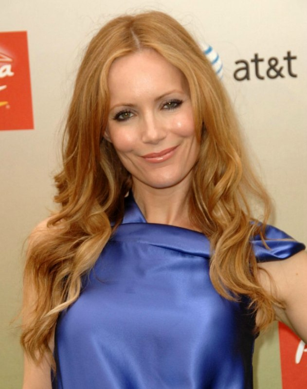 Incredible Leslie Mann With Bust Line Length Strawberry Blonde Hair Hairstyle Inspiration Daily Dogsangcom