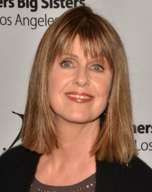 Pam Dawber Haircut And Color To Keep Hair Youthful After