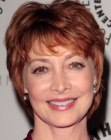 Sharon Lawrence pixie