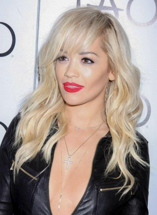 25+ Rita Ora Hair Extensions Pics