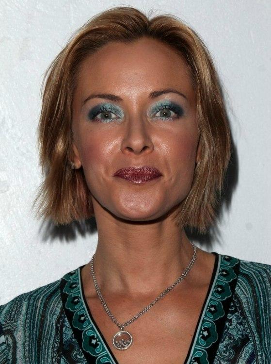 Kristanna Loken With Short Hair
