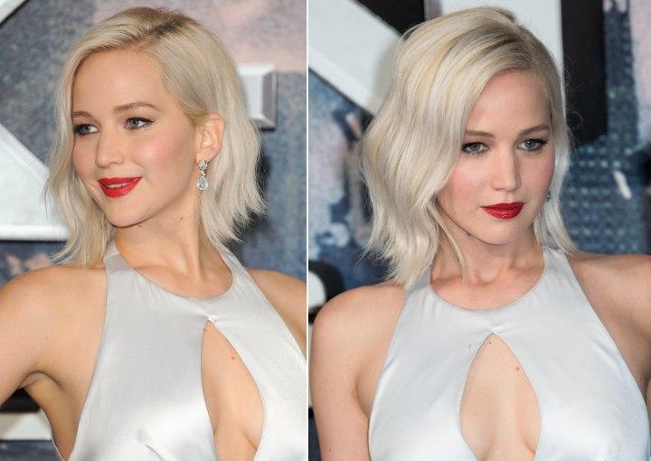 Mature pale blondes