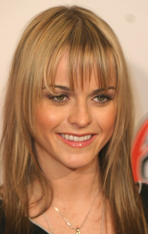 Taryn Manning Before And After Chopping Her Long Hair Off