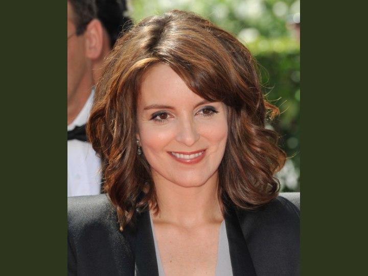 tina fey hairstyles : More Tina Fey Hairstyles