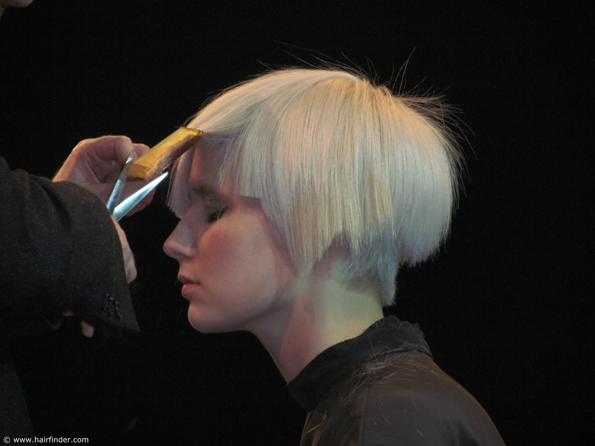 Pleasing Is It Safe To Cut Hair When It Is Dry Short Hairstyles Gunalazisus