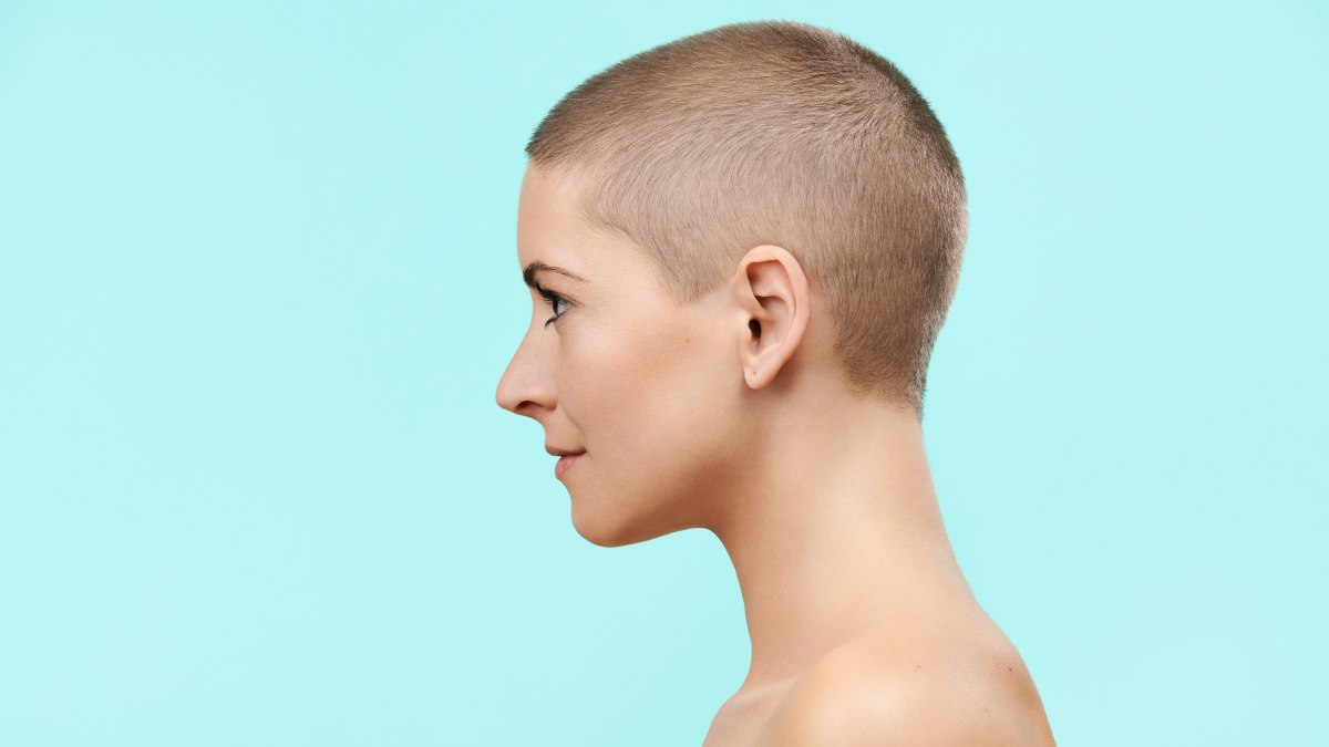 Shaving Thin Hair To Make It Thicker