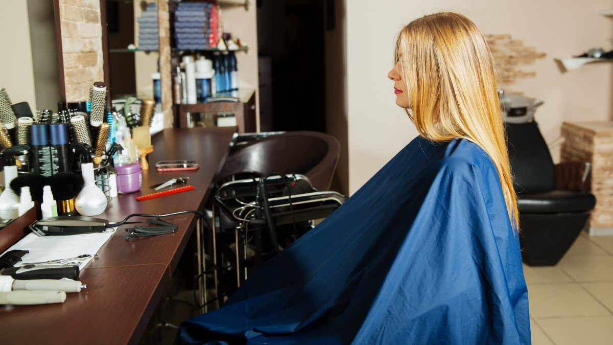 The best material for hair cutting capes