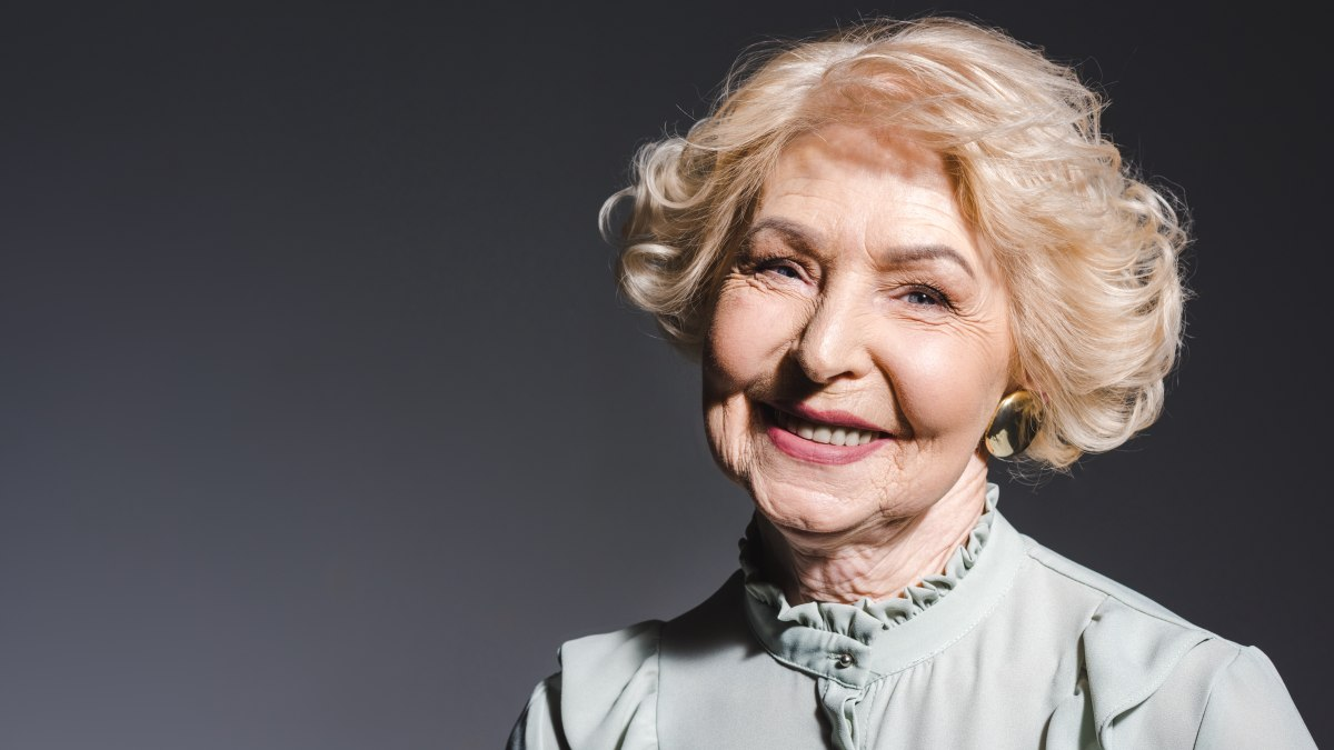Why Older Women Cut Their Hair Shorter And Get A Perm
