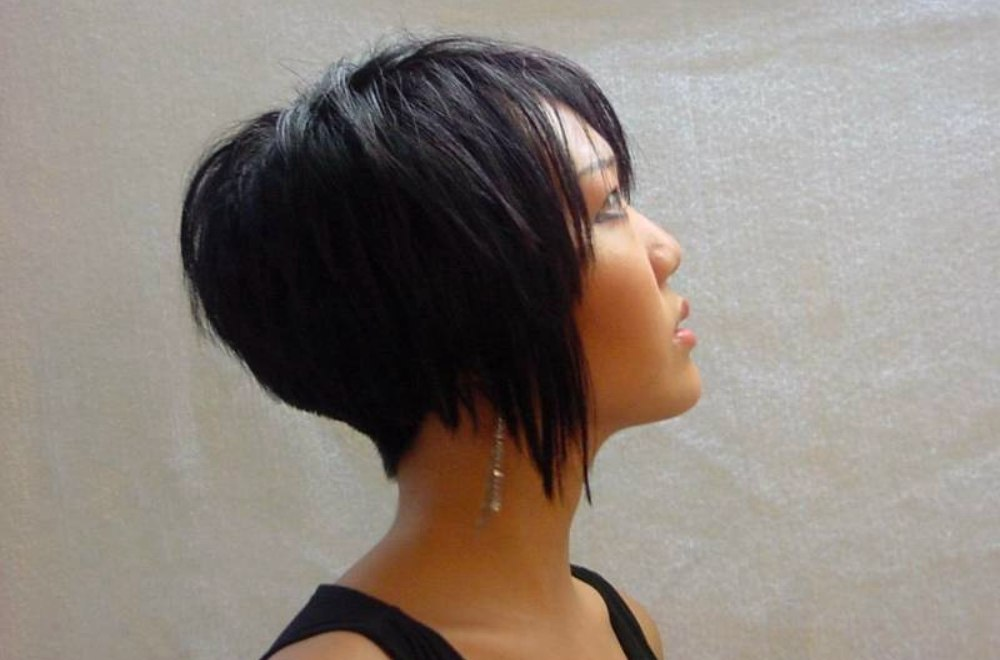 The Inverted Bob And The Best Techniques To Cut It