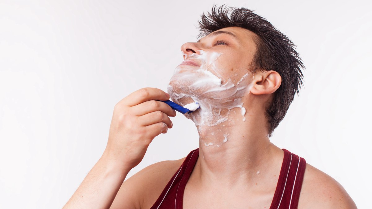 how to stop pubic hair growth male