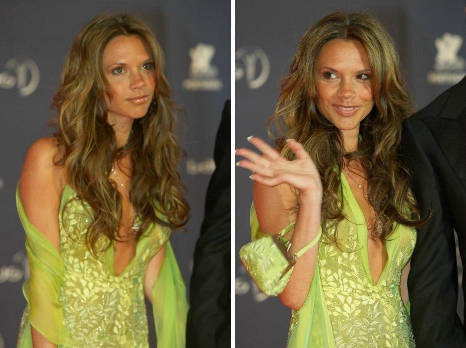 How To Achieve Victoria Beckham S Long Soft Curls