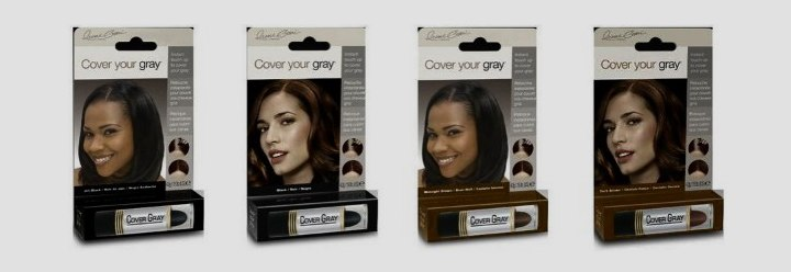 See Now Cover Your Gray Hair Color Stick