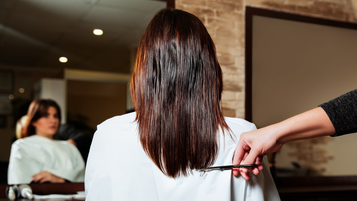 Why do hairdressers always cut your hair too short?