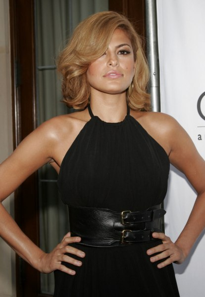 Eva Mendes Haircut And How To Describe It To Your Hairdresser